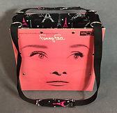 Funny Face Audrey Hepburn Tote