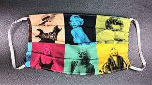 MARILYN MONROE FACIAL MASK