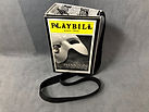 PHANTOM OF THE OPERA PLAYBILL HANDBAG