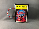 WHITE CHRISTMAS PLAYBILL HANDBAG