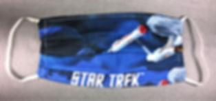 STAR TREK FACIAL MASK