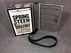 SPRINGSTEEN ON BROADWAY PLAYBILL HANDBAG