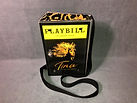 TINA PLAYBILL HANDBAG