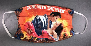GONE WITH THE WIND FACIAL MASK