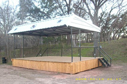 Free Standing Stage