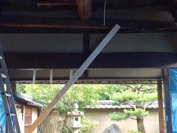 大阪府高槻市に建つ築150年の古民家のリノベーションプロジェクト