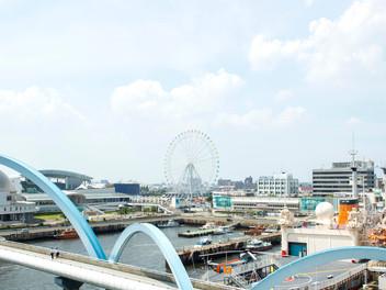 名古屋の港まちづくり