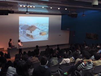 中国 同済大学での講演会