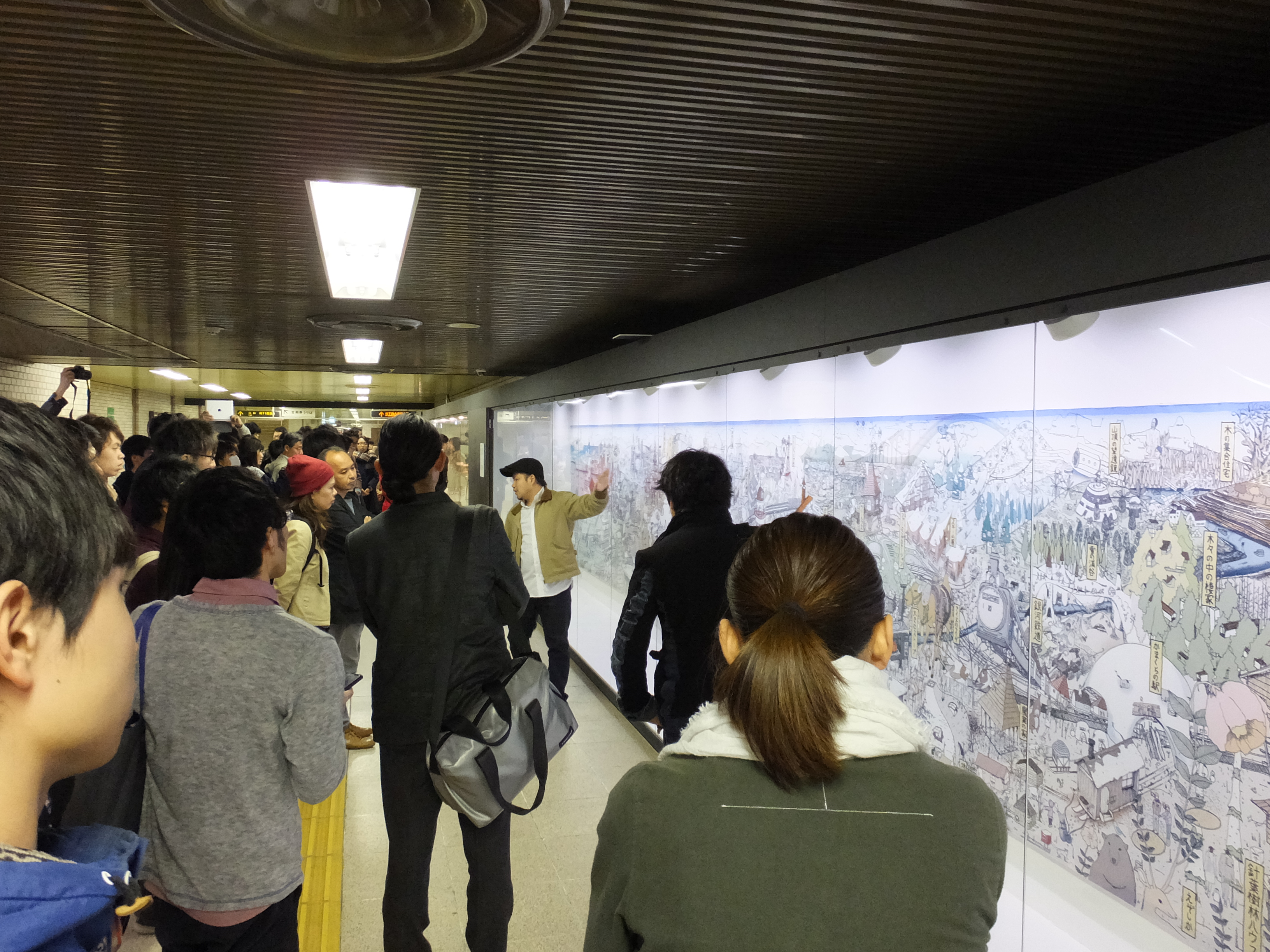 ギャラリーツアー32_美術と建築、これからの札幌