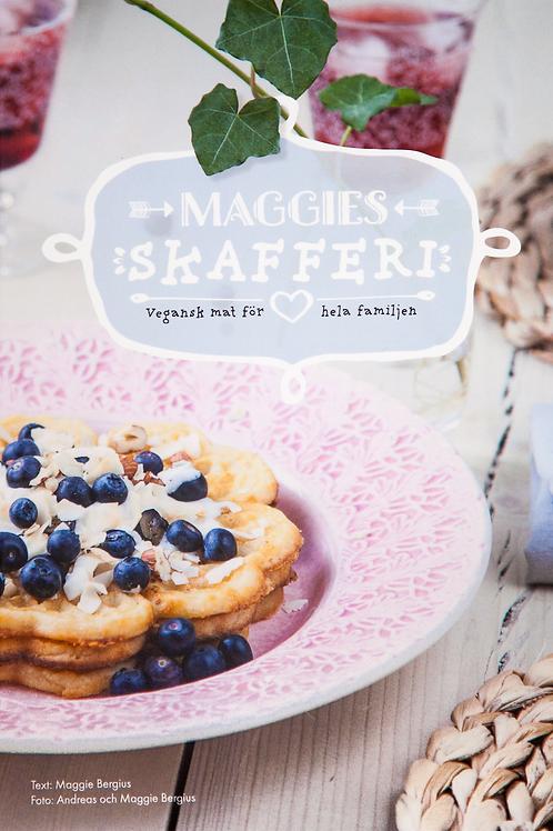 E-bok Maggies Skafferi - Vegansk mat för hela familjen!