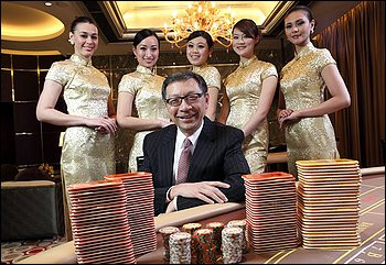 With planned $1.9 billion Macau resort, family enterprise hopes to extend winning run