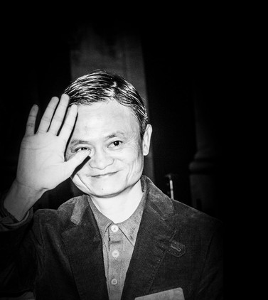 Jack Ma Wants It All