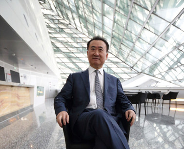 Chinese Billionaire Is Ready for His Hollywood Close-Up