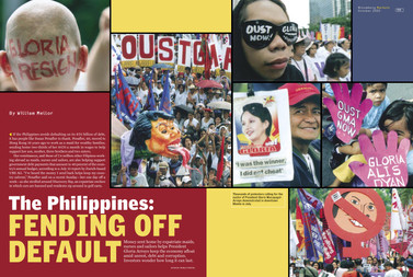 The Philippines: Fending Off Default