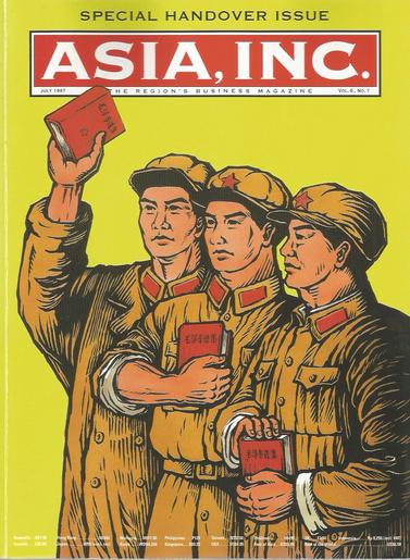 The Hong Kong that never wars