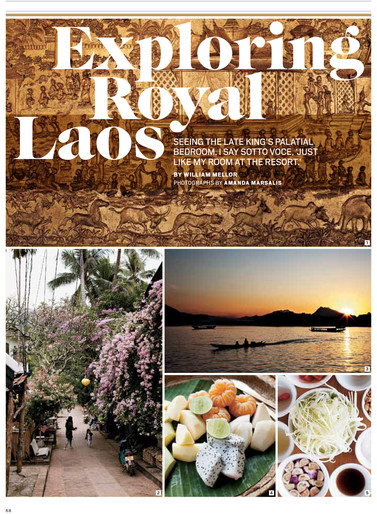 Exploring Royal Laos