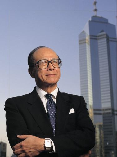 Li Ka-shing's $17 Billion Bet