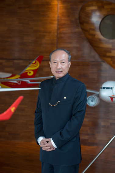 Chinese Tycoon Rides Resort's Rise to Empire in the Sky