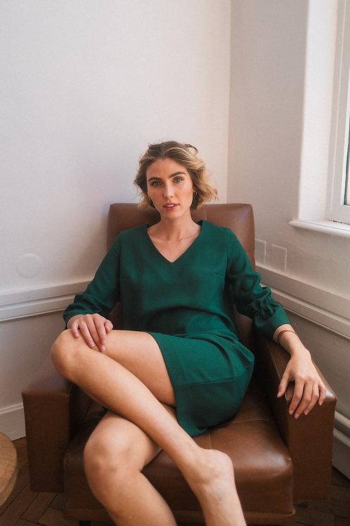 Robe Ruby Vert Sapin