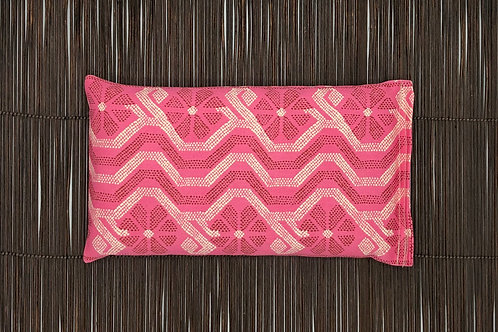 Soothing Heat Pad - Rice and Flaxseed- Dolly Pink