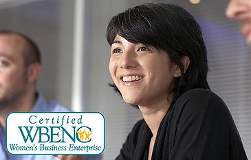 Paradigm certified as a Women's Business Enterprise