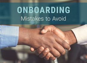 Top 5 Onboarding Mistakes to Avoid