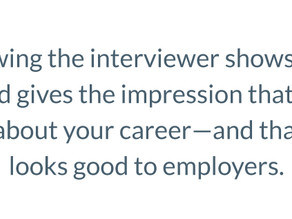 Why You Should Always Interview the Interviewer