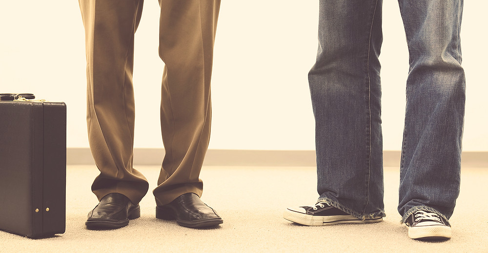 Coping with office generation gaps