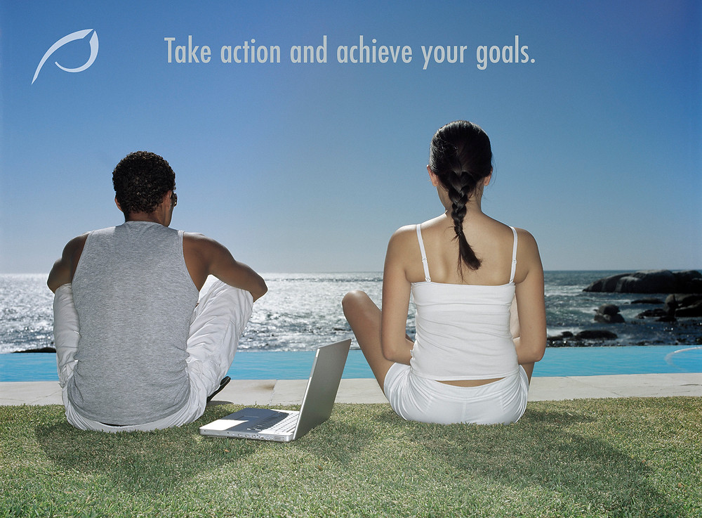 Take action and achieve your goals.