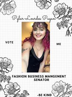 Pylar-Lourdes Pagan FBM Senator - PYLAR
