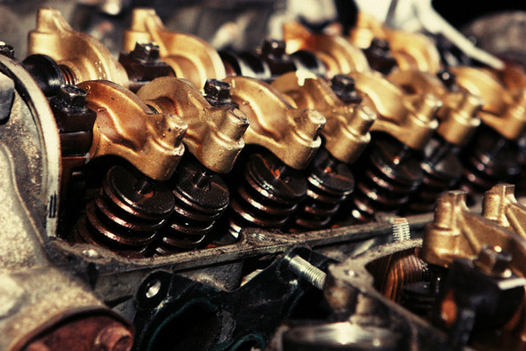 Регулювання клапанів