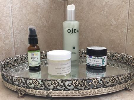 My Favorite Natural Skincare