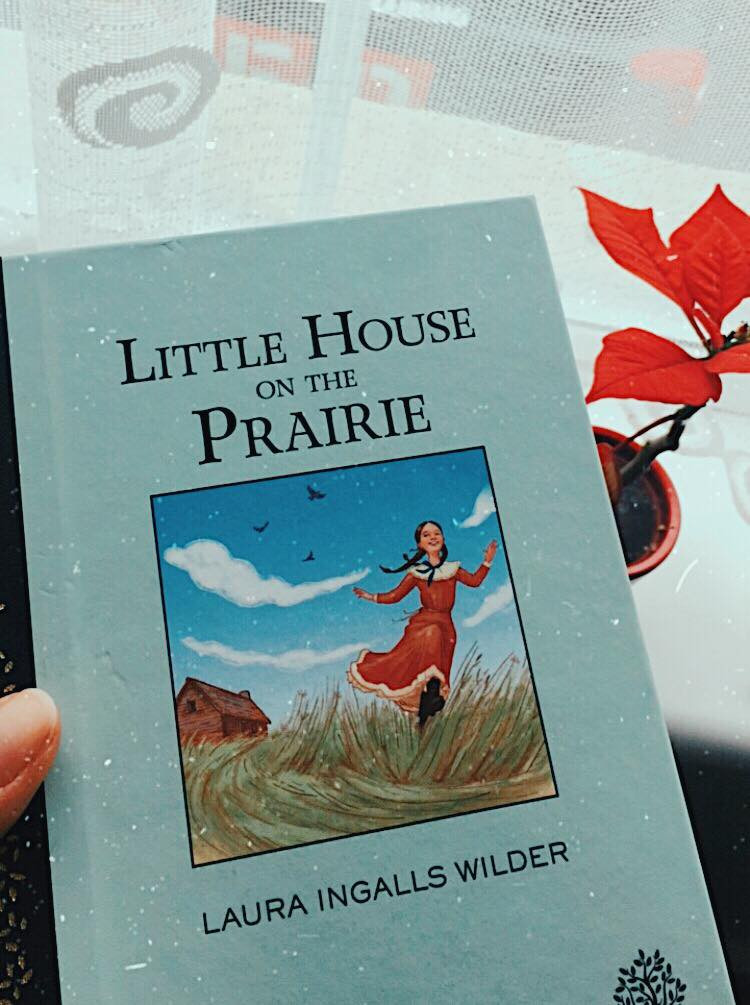 Image of cover of 'Little House On The Prairie'