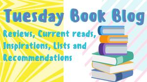 Banner for Tuesday Book Blogs, @hmrwrites