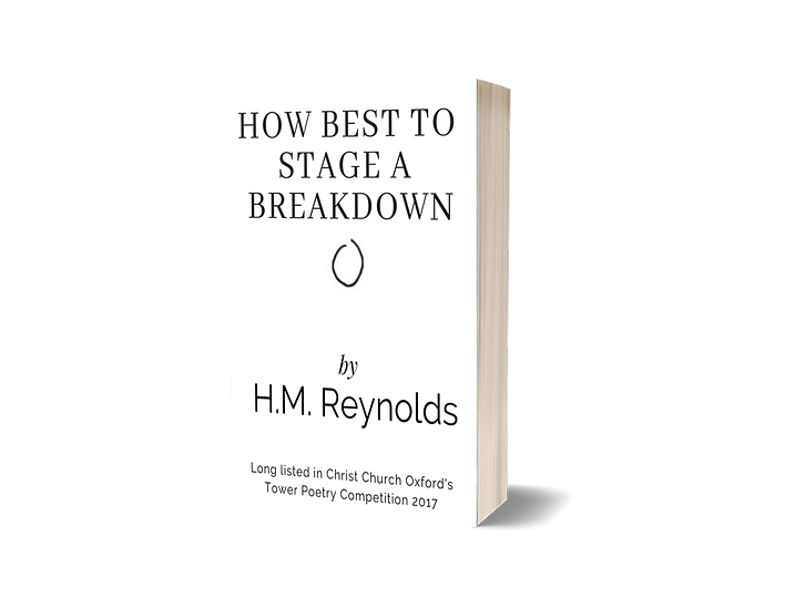 'How Best to Stage a Breakdown' cover.