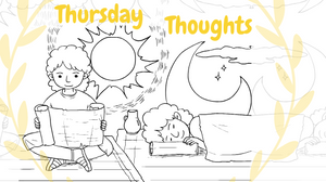 Thursday Thoughts Banner