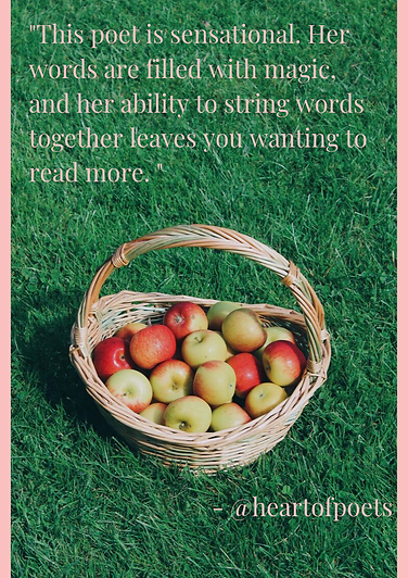 Basket of apples with hmrwrites review.