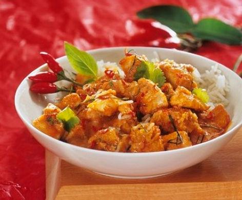 thai restaurant på falster, thaimad