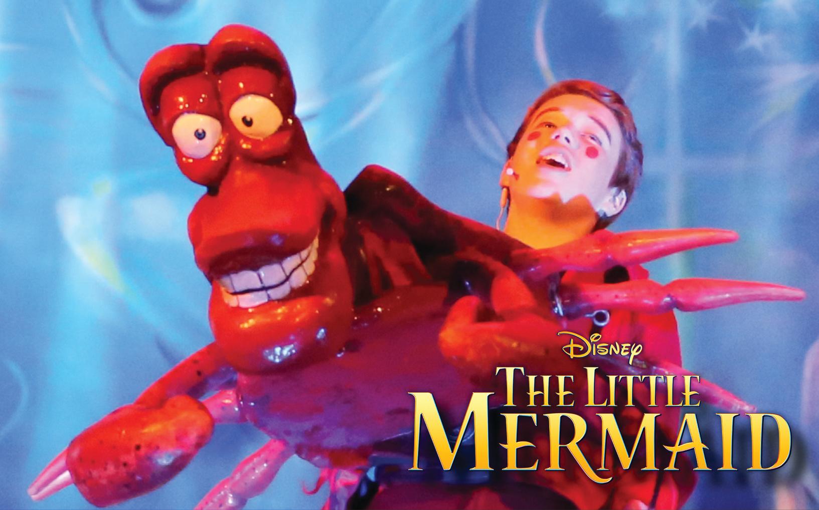 Little Mermaid RENTAL