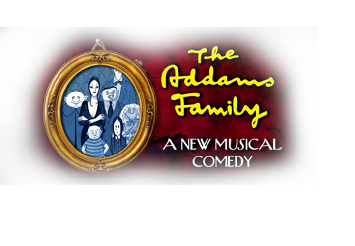 Addam's Family banner