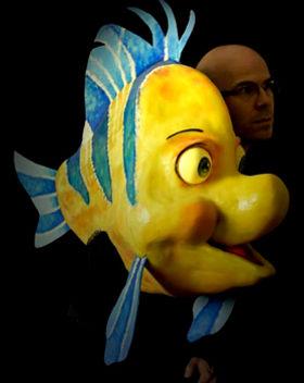 Work Gallery Flounder