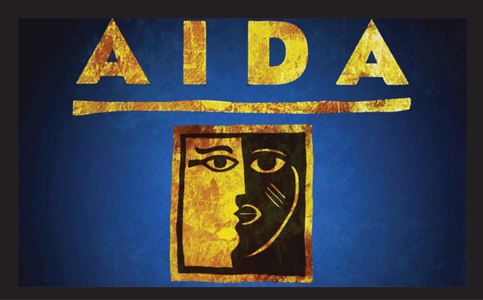 Aida, original Broadway production