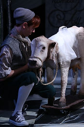 Milky White from Into the Woods