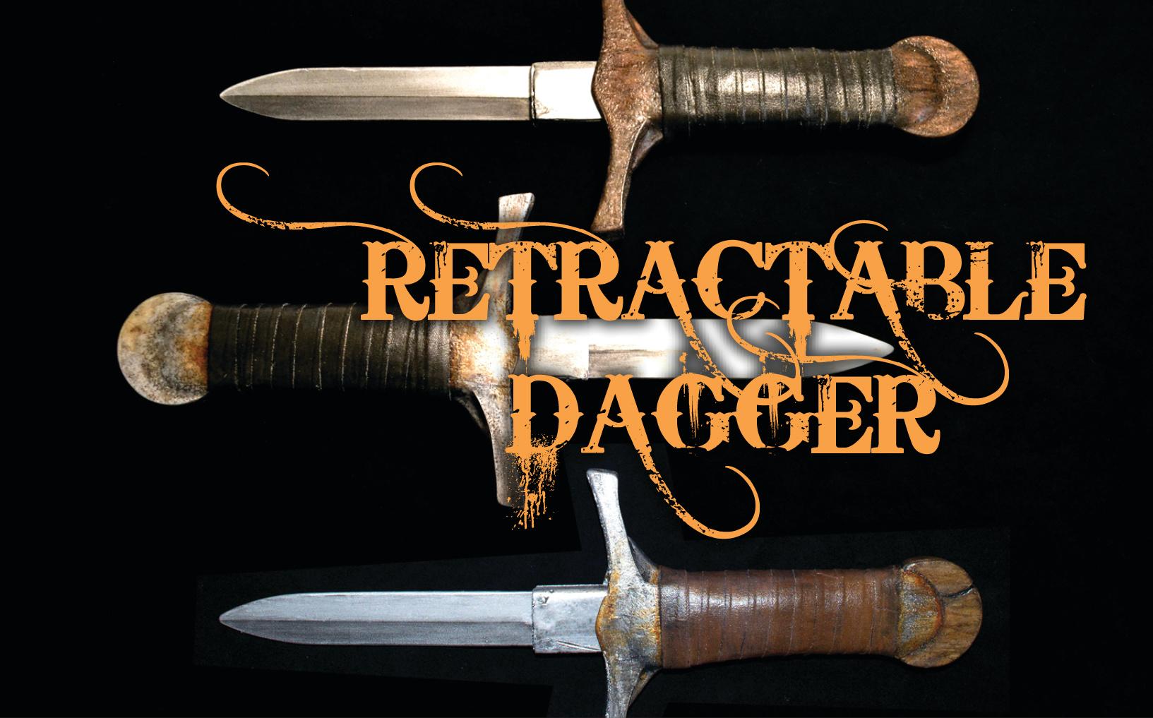 Retractable Dagger