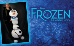 Olaf - Frozen, the Musical