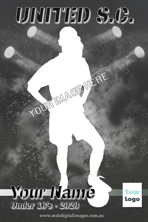 Customised Player Portrait