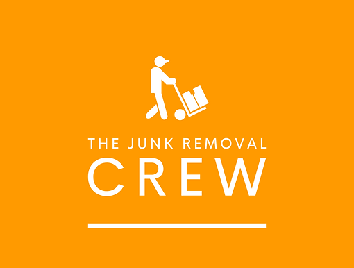 The Junk Removal Crew Logo