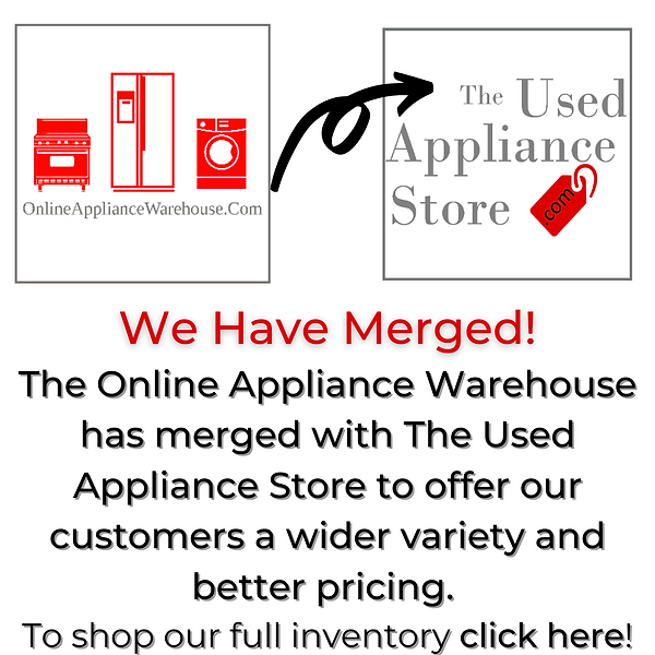 The Online Appliance Warehouse has merge