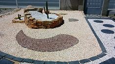 graviers décoratif elne france pierre a muret cactus pelouse synthétique pas japonais dalle ardoise séparateur
