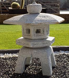 boule pierre décorative déco rainbow